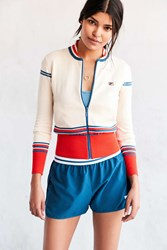 Fila Uo Rib Trim Sweater Peach