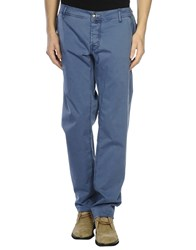 Jacob Cohen Jacob Coh N Trousers Casual Trousers Men Slate Blue