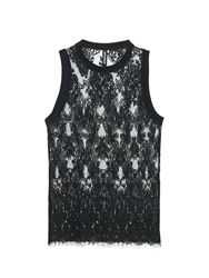 Astrid Andersen Lace Basketball Vest