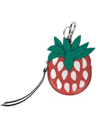 Loewe Strawberry Keyring Red