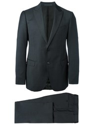 Armani Collezioni Two Piece Suit Grey