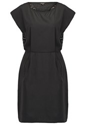 Mbym Beatrice Summer Dress Black