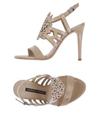 Norma J.Baker Footwear Sandals Women Beige