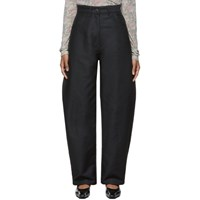 Edit Black Banana Trousers