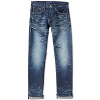 Denim By Vanquish And Fragment Three Years Regular Straight Jean Blue