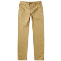 Incotex Slim Fit Stretch Chino Brown