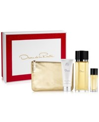 Oscar De La Renta 4 Pc. Gift Set No Color