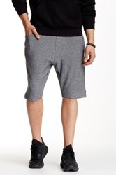 Howe Backside Twill Fleece Short Black