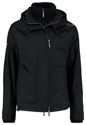 Superdry Light Jacket Black Rock
