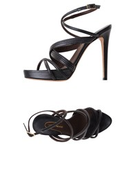Bruno Magli Footwear Sandals Women Black