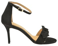 Ravel Grayston Open Toe Court Shoes Black