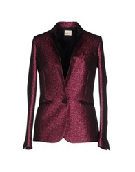 True Tradition Blazers Fuchsia