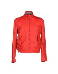 Armata Di Mare Coats And Jackets Jackets Men Red