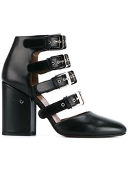 Laurence Dacade 'Maja' Buckled Black