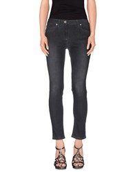 Henry Cotton's Denim Denim Trousers Women Lead