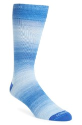 Lorenzo Uomo Men's Space Dye Socks