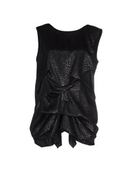 Jo No Fui Topwear Tops Women Black