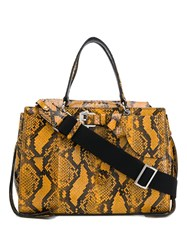 Paula Cademartori Margareth Savage Tote Bag Yellow