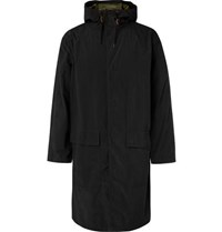 Aspesi Tech Shell Parka Black