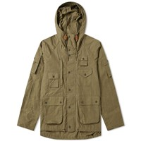 Barbour X Engineered Garments Thompson Jacket Green