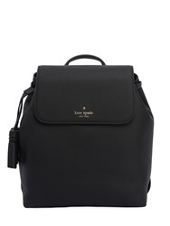 Kate Spade Selby Leather Backpack Black