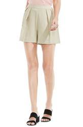 Vince Camuto Women's Patch Pocket Shorts Tiramisu