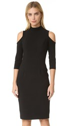 Black Halo Sergia Sheath Dress Black