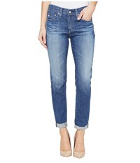 Ag Adriano Goldschmied The Beau Slouchy Skinny In 10 Years Dispatch 10 Years Dispatch Women's Jeans Blue