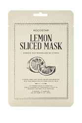 Forever 21 Kocostar Lemon Sheet Mask