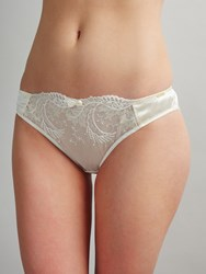 Alice By Temperley Somerset By Alice Temperley Gatsby Bridal Briefs Ivory