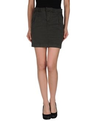 Drykorn Knee Length Skirts Lead