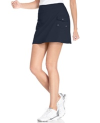 Style And Co. Sport. French Terry Cargo Skort