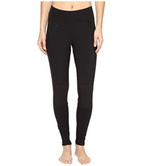 The North Face Hybrid Hiker Tights Tnf Black Women's Casual Pants