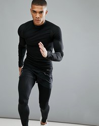 Craft Sportswear Active Extreme 2.0 Baselayer Long Sleeve Top In Black 1904495 9999