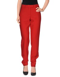 Maison Martin Margiela Maison Margiela 4 Trousers Casual Trousers Women Red