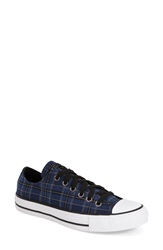 Converse Chuck Taylor All Star Plaid Low Top Sneaker Women