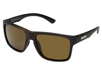 Suncloud Polarized Optics Rambler Blackened Tortoise Brown Polycarbonate Lens Sport Sunglasses