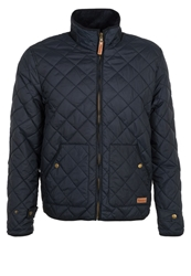 Knowledge Cotton Apparel Light Jacket Dunkelblau Dark Blue