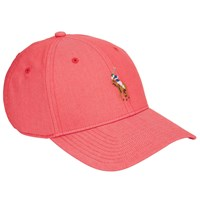 Polo Ralph Lauren Golf By Fairway Cotton Baseball Cap One Size Coral Glow
