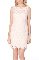 Tahari Women's Lace Sheath Dress