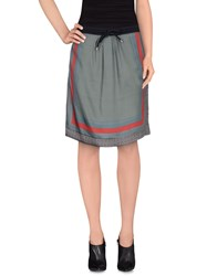 Ottod'ame Skirts Knee Length Skirts Women Lead