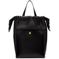Sophie Hulme Black Knot Bag