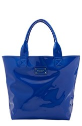 Seafolly 'Hit The Beach' Tote Blue Blue Ray