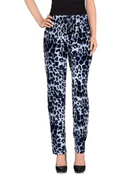 Diane Von Furstenberg Trousers Casual Trousers Women Blue