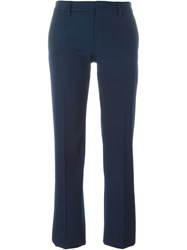 Saint Laurent Tuxedo Trouser Blue