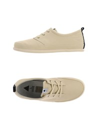 Volta Footwear Low Tops And Trainers Men Beige