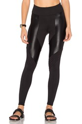 Koral Lateral High Rise Legging Black