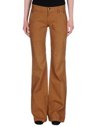 Roy Rogers Roy Roger's Casual Pants Brown