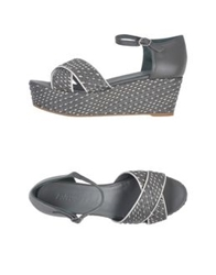 Avril Gau Sandals Grey