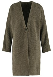 Denham Jeans Cardigan Rifle Green Oliv
